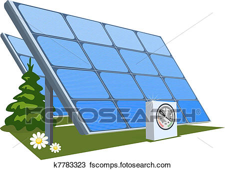 450x340 Solar Panel Clip Art Illustrations. 6,316 Solar Panel Clipart Eps