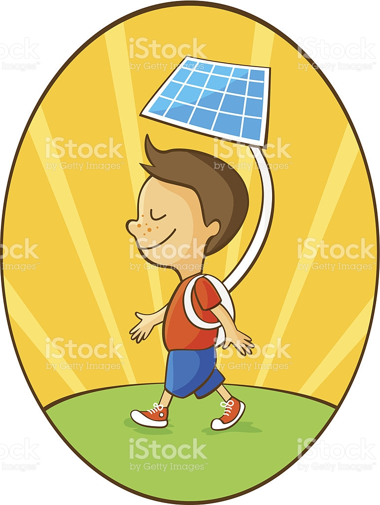 771x1024 Dawn Clipart Solar Energy