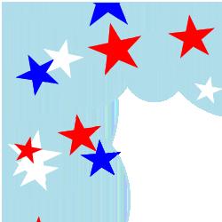 250x250 Free Borders And Clip Art Downloadable Free Patriotic Borders