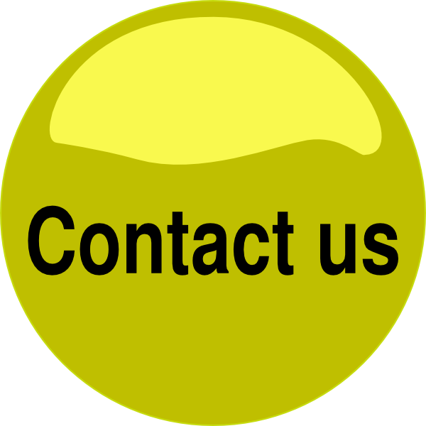 600x600 Contact Us Yellow Glossy Button Svg Clip Arts Download