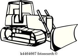 Dozer Clipart   Free download on ClipArtMag