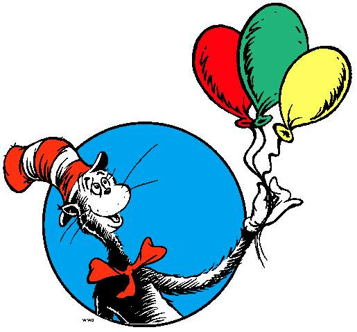 515x478 Dr Seuss Hat Fish Clipart Free Clip Art Images Image 4