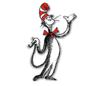 320x280 Free Clip Art Cat In The Hat Dr Seuss Danasrfl Top 2 Image