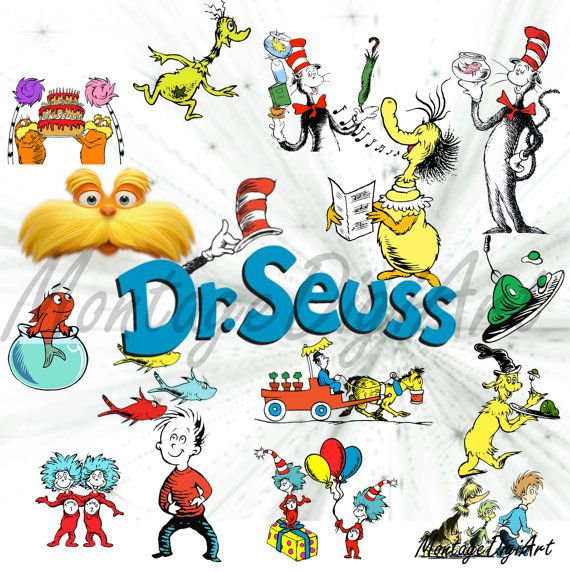 570x572 Graphics For Dr Seuss Birthday Graphics