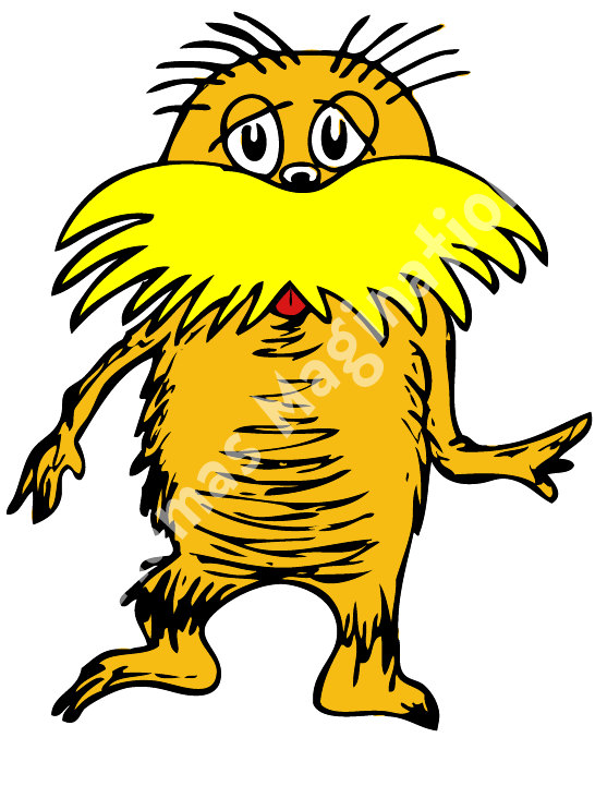 546x732 The Lorax Clip Art Many Interesting Cliparts