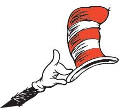 257x224 Dr Seuss Clipart