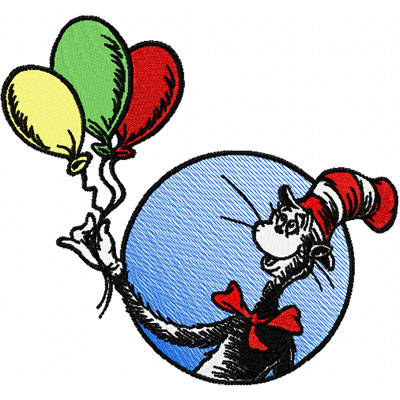 400x400 Cat In The Hat Clip Art Free Clipart Panda