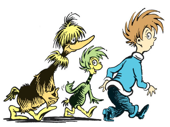 560x417 Which Dr. Seuss Character Is Your Mental Twin
