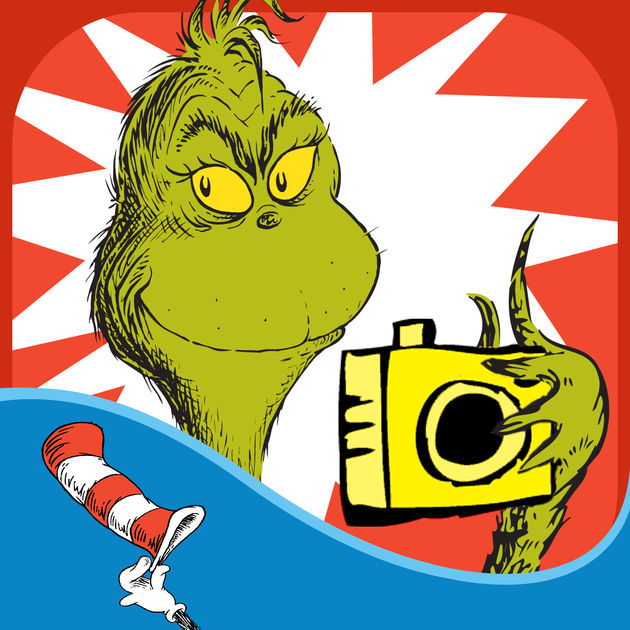 630x630 Dr. Seuss Camera