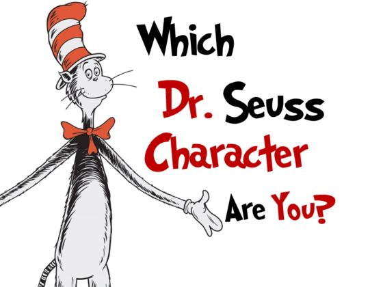 560x420 Dr. Seuss Character Are You
