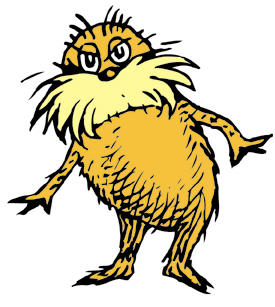 275x307 The Lorax (Character) Dr. Seuss Wiki Fandom Powered By Wikia