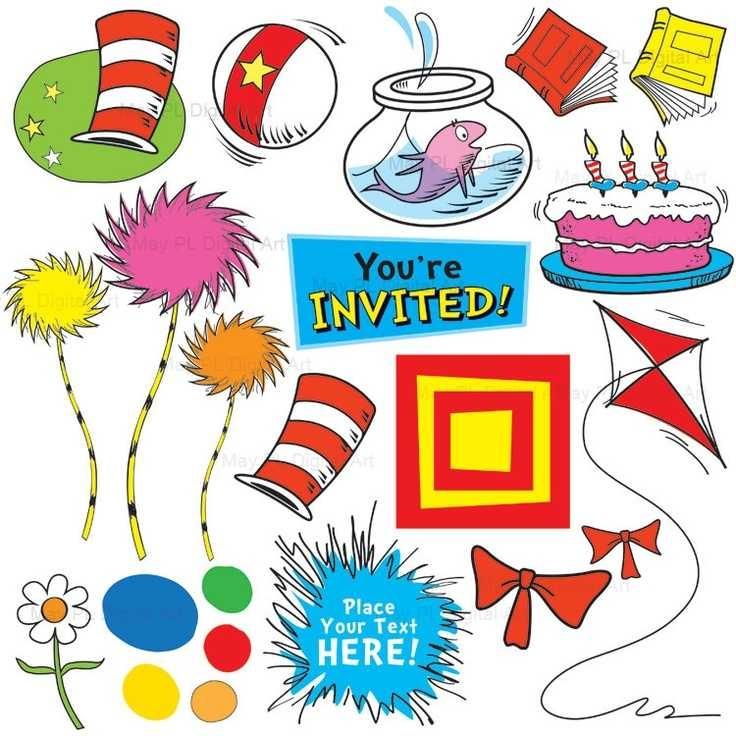 736x736 Top 10 Dr Seuss Clip Art Free Images