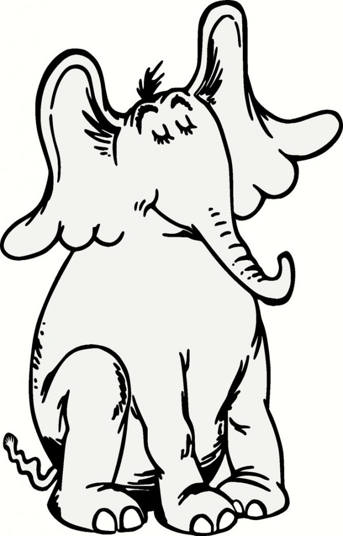 671x1047 Coloring Pages Charming Horton Coloring Pages Dr Seuss