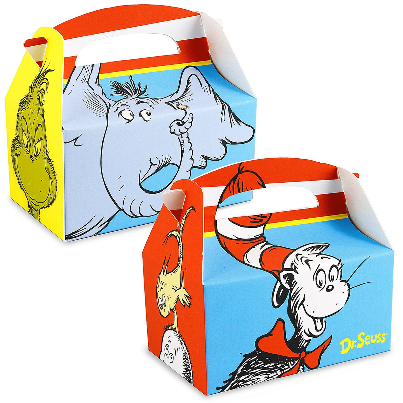 1600x1600 Dr. Seuss Empty Favor Boxes
