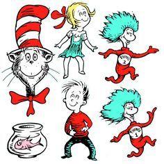 236x236 Dr. Seuss Clip Art
