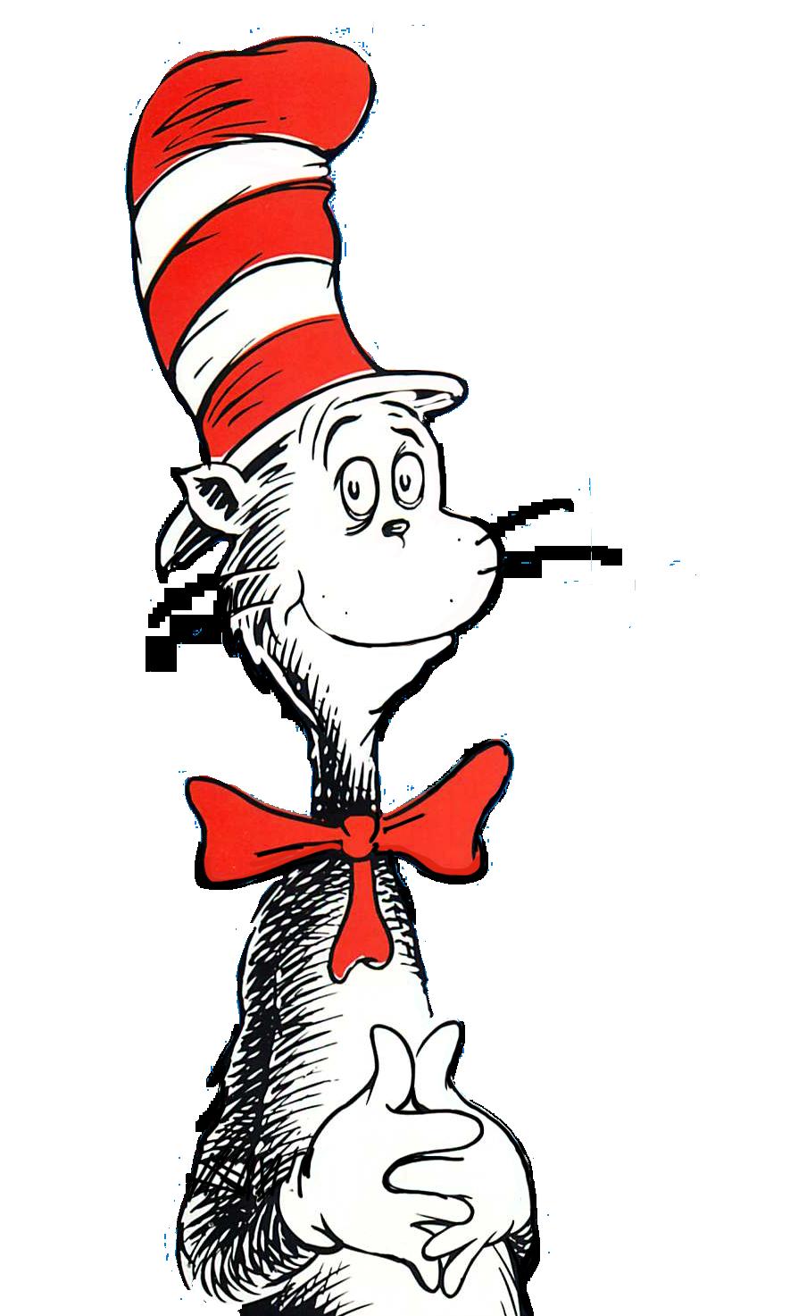 885x1473 Best Dr Seuss Clip Art Free
