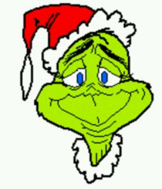 616x720 Grinch Clipart Group