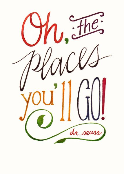 428x600 Oh The Places You'Ll Go Dr Seuss Clip Art Oh The Places You Ll Go
