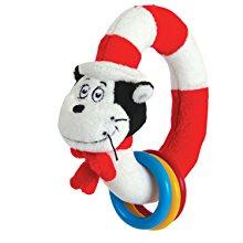 220x220 Manhattan Toy Dr. Seuss One Fish Bowl Baby Activity