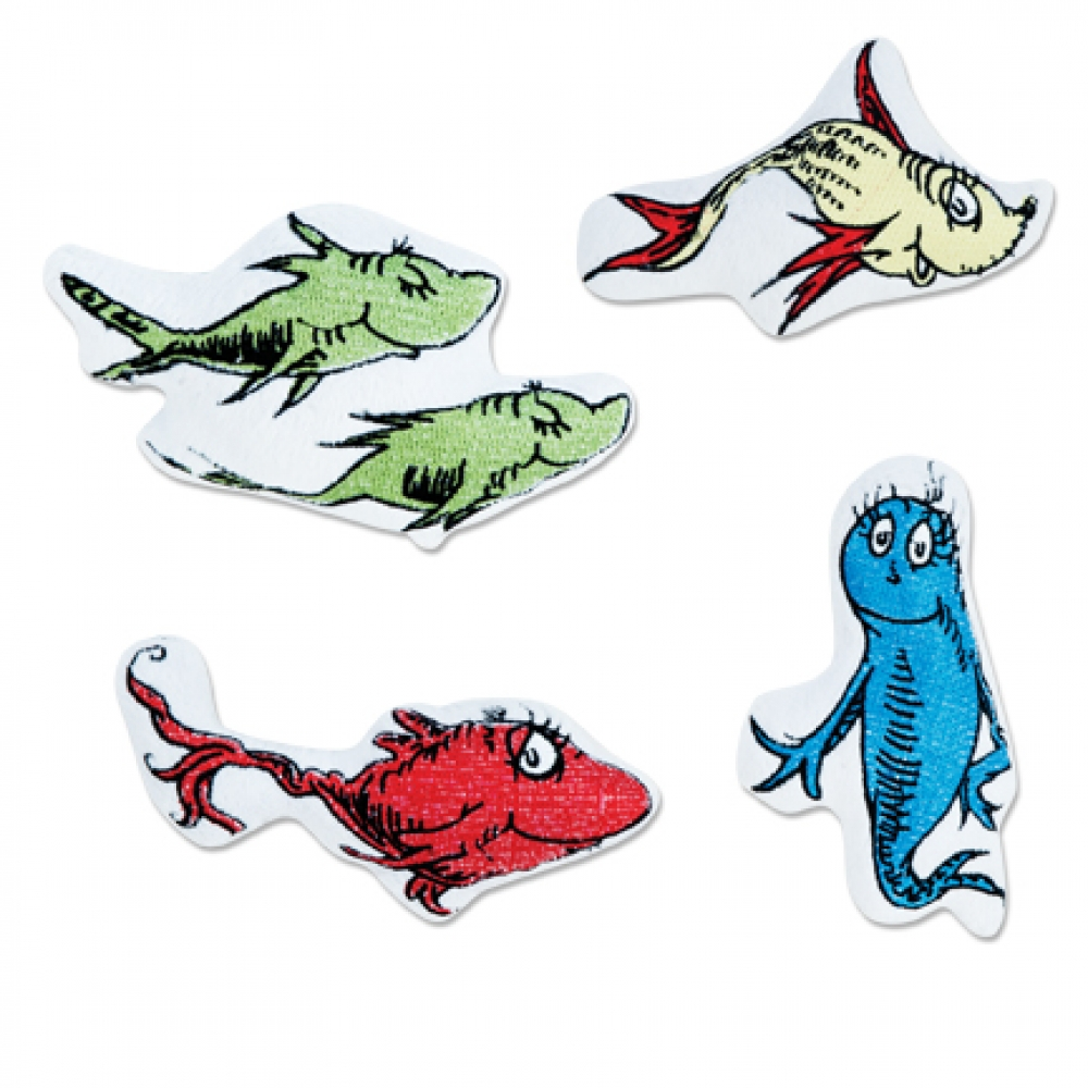 1000x1000 One Fish Two Fish Red Fish Blue Fish Clipart