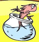 130x138 The Fish Dr. Seuss Wiki Fandom Powered By Wikia