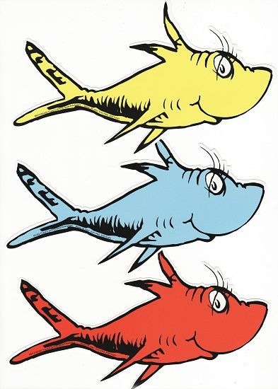 393x550 Fish Tank Clipart Dr Seuss