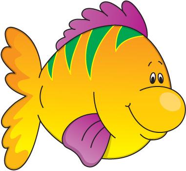 381x350 Goldfish Clipart 2 Fish