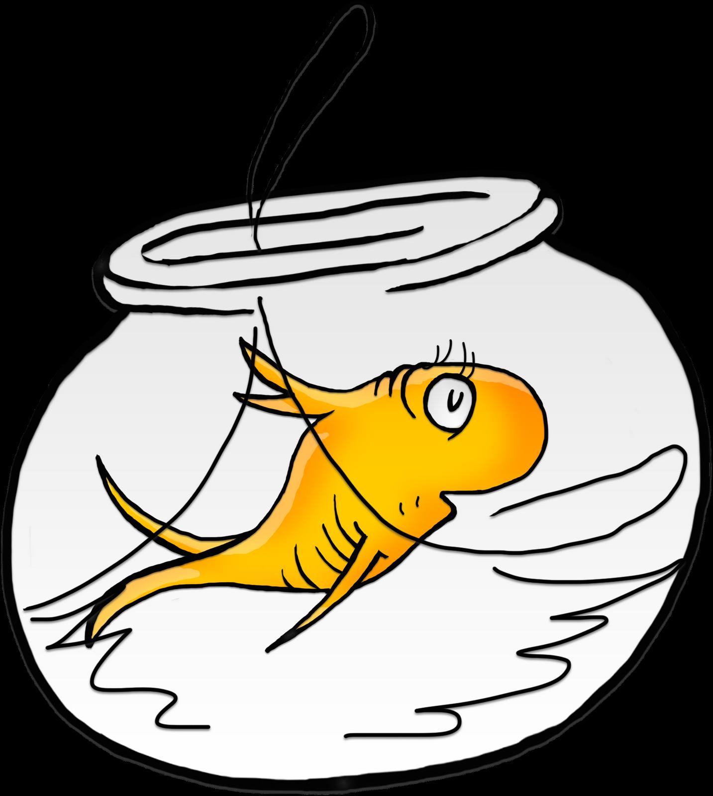 1433x1600 Dr Seuss Fish Bowl Clipart