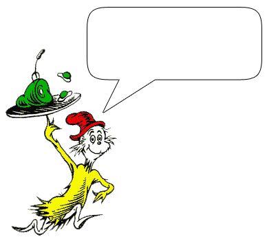388x345 Dr Seuss Clip Art Fish Free Clipart Images 8