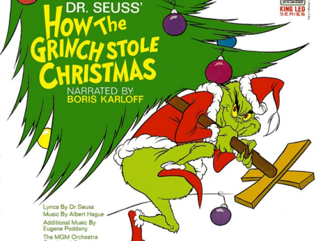 640x480 Free Clipart Grinch Stole Christmas