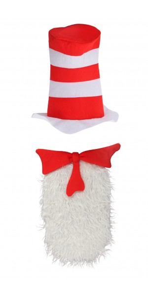 300x600 Dr. Seuss Cat In The Hat