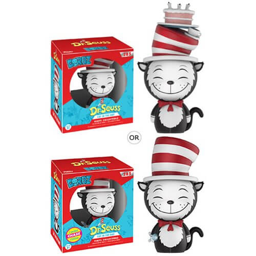 500x500 Dr. Seuss Cat In The Hat Dorbz Vinyl Figure Pop In A Box Us
