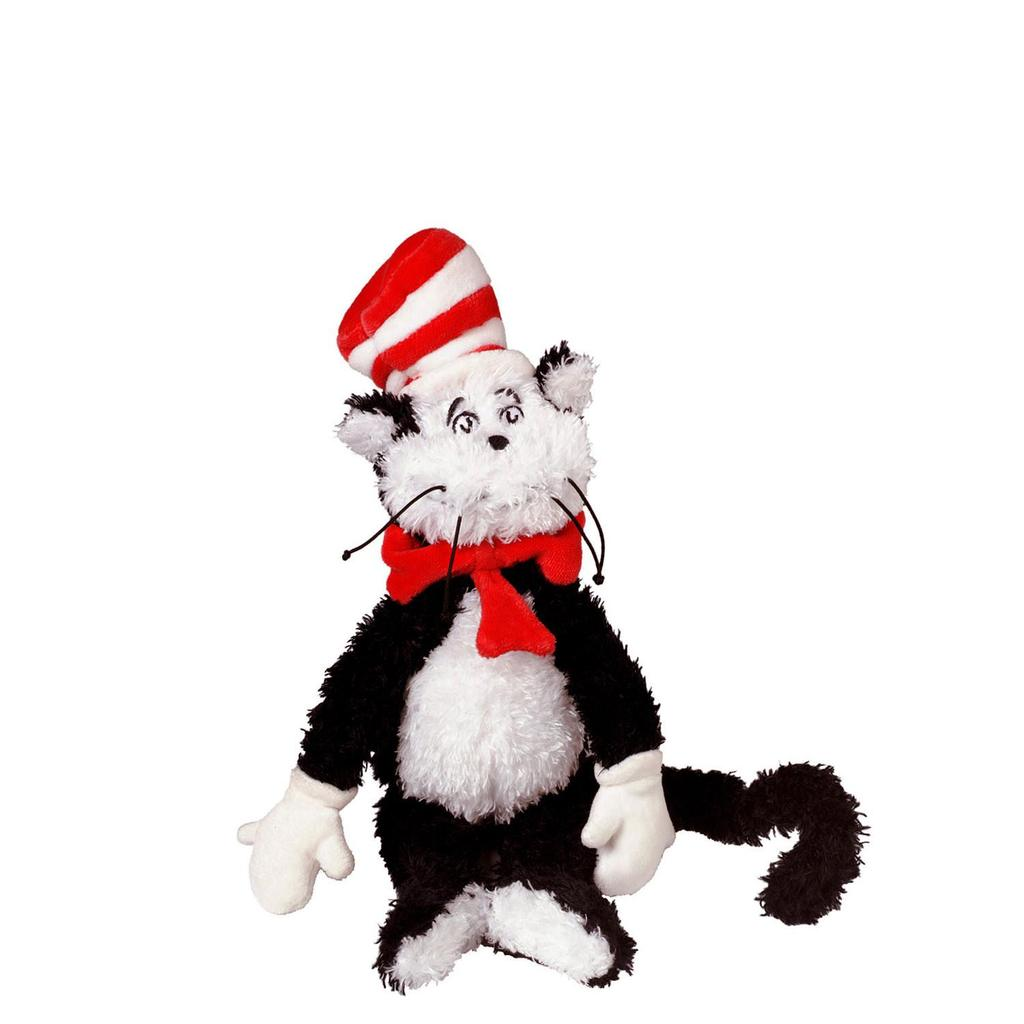 1024x1024 Dr. Seuss The Cat In The Hat Plush Toy Small By Manhattan Toy