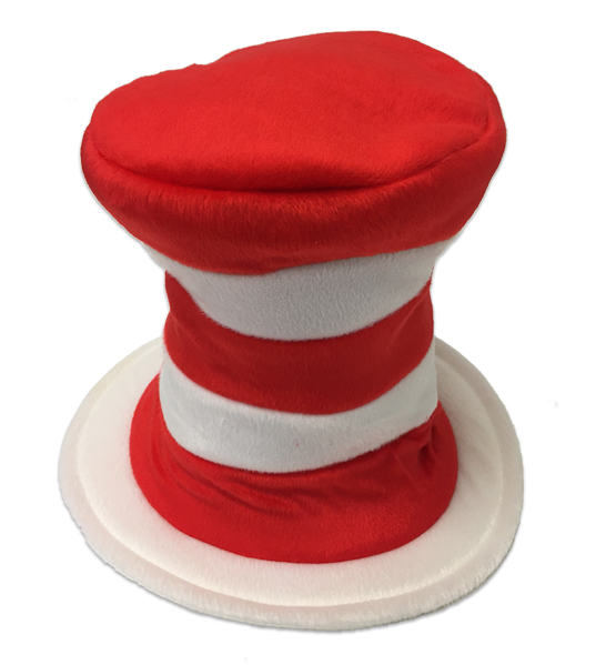 555x599 Raa Dr. Seuss Hat