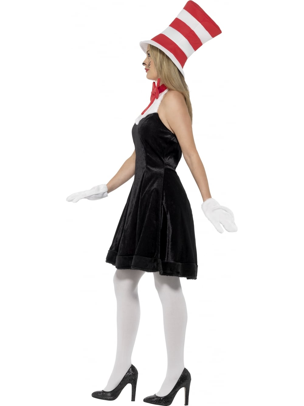 1000x1333 Seuss Female Cat In The Hat Costume