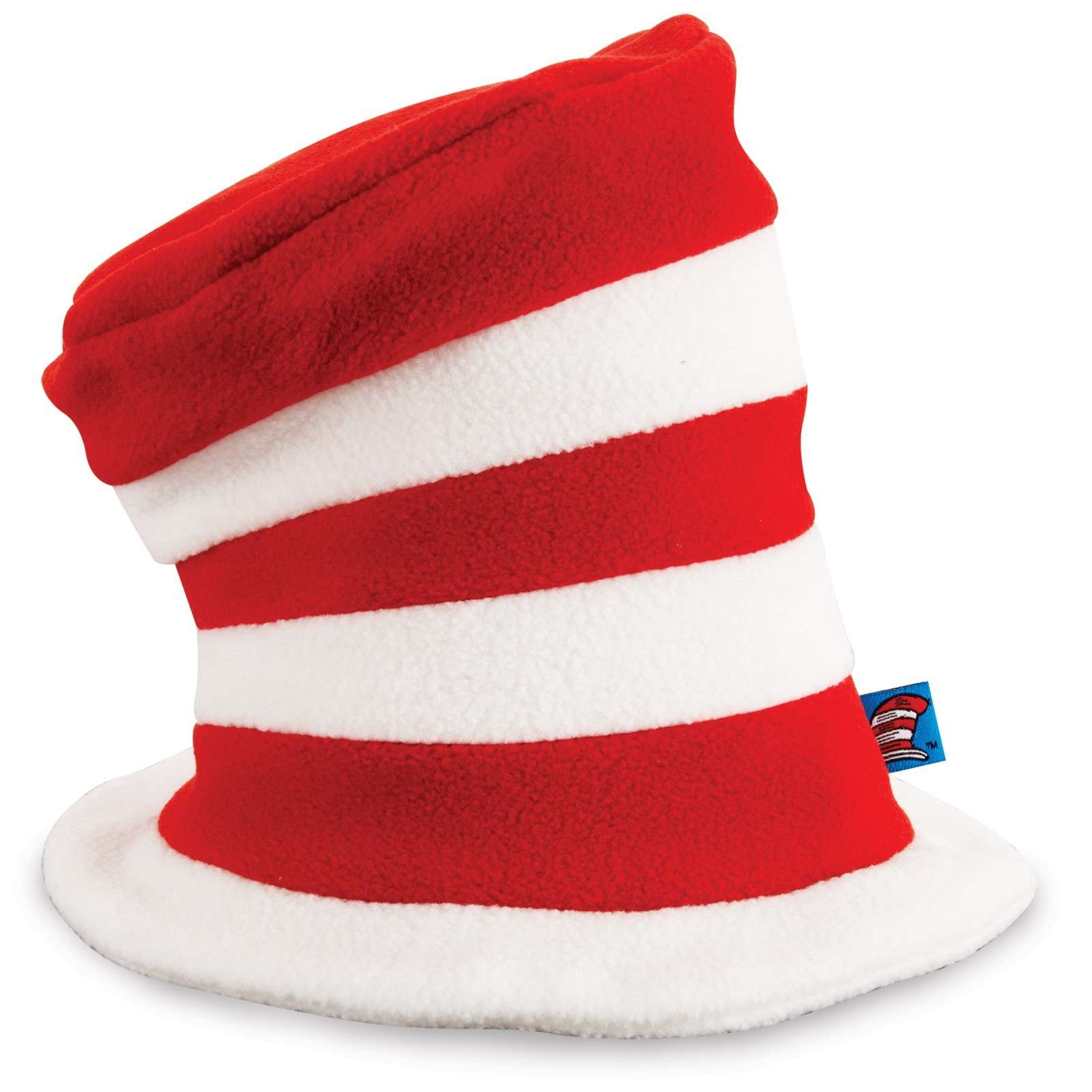 1600x1600 Toddler Cat In The Hat Fleece Hat