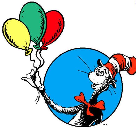 552x525 Dr Seuss Free Clip Art