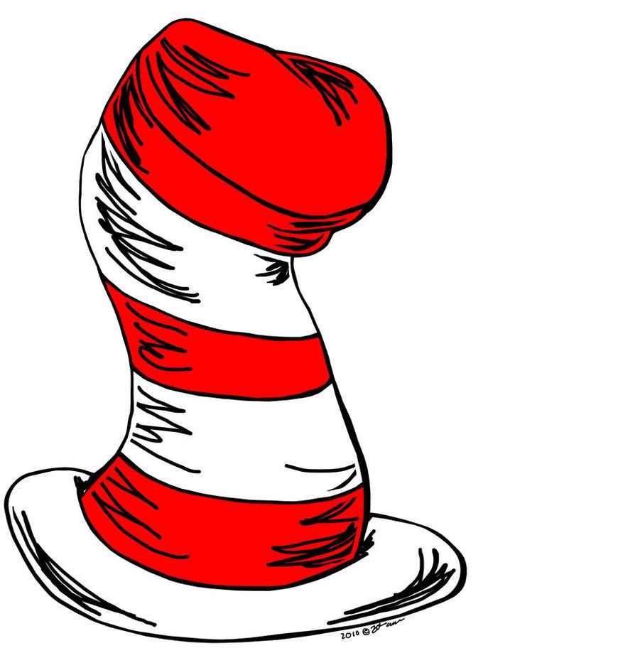 870x919 Dr Seuss Hat Fish Clipart Free Clip Art Images Image 4 2
