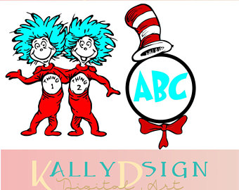 340x270 Cat In The Hat Svg Dr Seuss Svg,png,jpg,eps For Printdesign