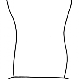 268x268 Coloring Page Dr Seuss Hat Kids Drawing And Coloring Pages