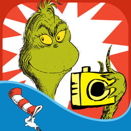 256x256 Dr. Seuss Camera