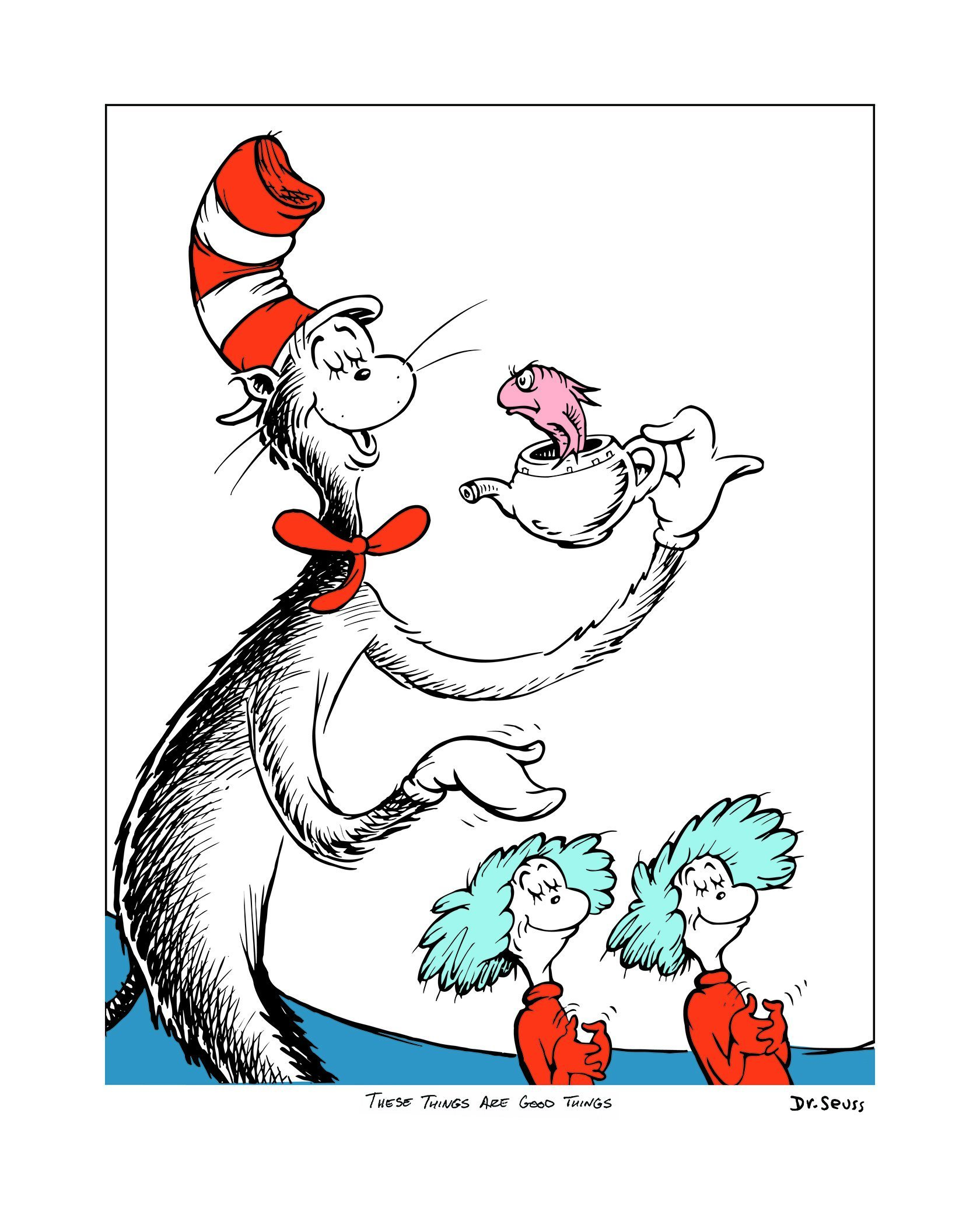 1680x2100 Dr. Seuss' Secret Art Collection Finally Goes On View Huffpost
