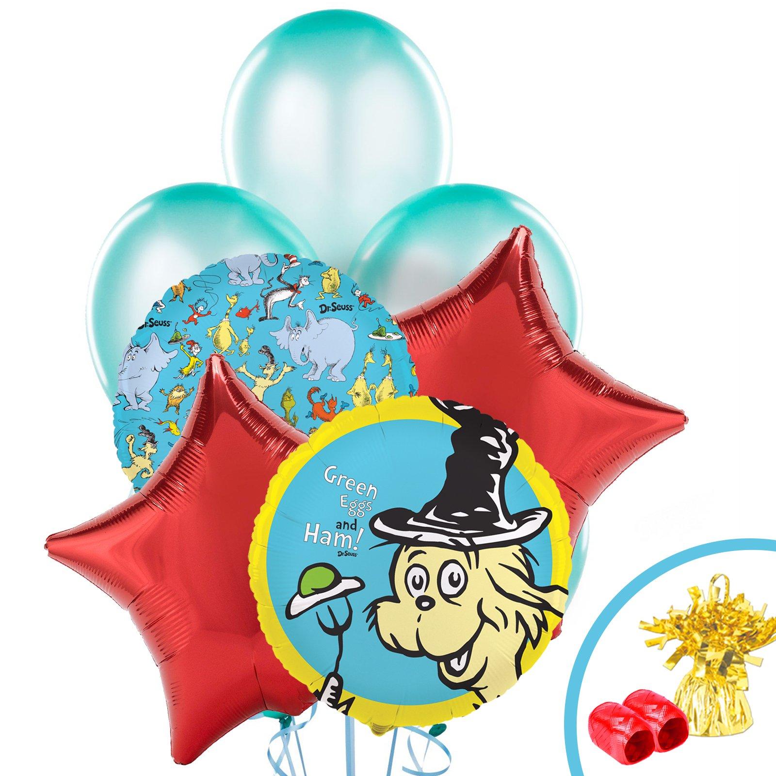 1600x1600 Dr. Seuss Dessert Plates