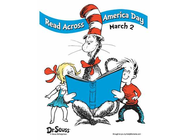 640x480 Libraries Celebrate Dr. Seuss, Day Of The Child
