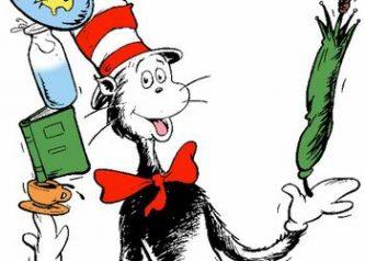 333x238 Dr Seuss Clipart Clipartpen