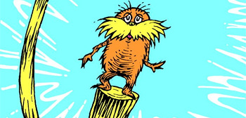 350x168 Lorax Clip Art Many Interesting Cliparts
