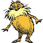 150x150 The Lorax Clipart Dr Seuss Lorax Clip Art Free Clipart Images