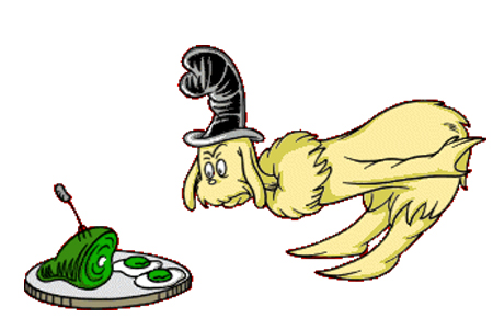 450x300 The Dr. Seuss Diet Green Eggs And Ham And The Lorax