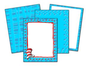 300x225 Dr Seuss Clip Art Border Clipart Panda
