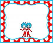 180x148 Dr Seuss Border Free Images